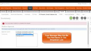 This video will show step by how exempt employees edit approved future paid time off requests using ultipro.