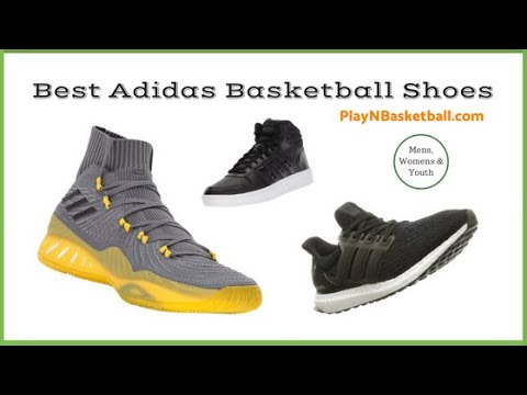 Best Adidas Basketball Shoes (2021