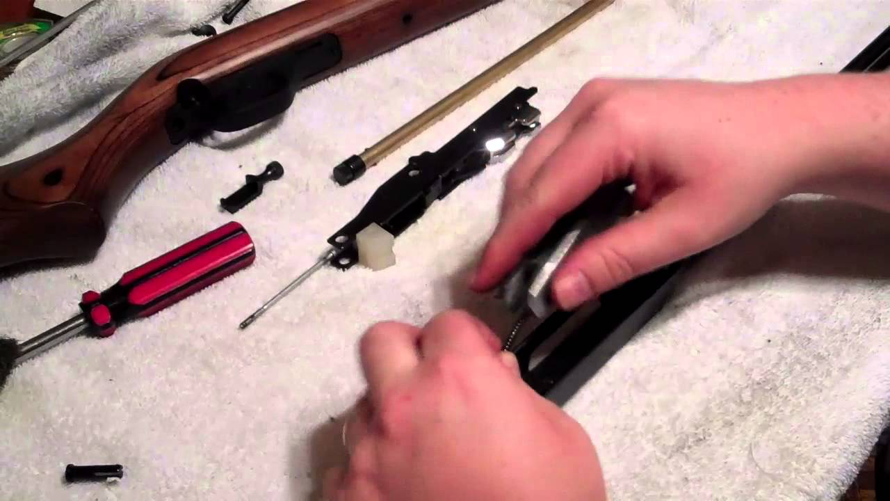 Marlin 60 Parts List And Diagram Automotive Wiring Model 1895 Reassembly Problems Youtube Rh Com