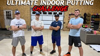 The Ultimate Indoor Putting Challenge