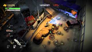 Dead Nation(PS4) 3.5 Highway part 1