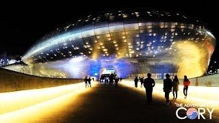 Dongdaemun Design Plaza (DDP) - 🇰🇷 SEOUL WALK