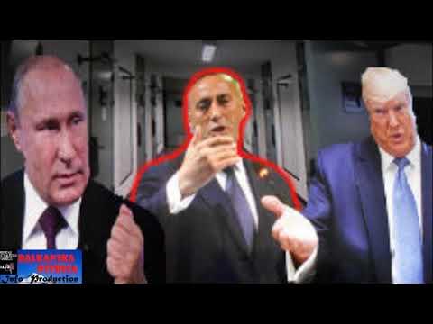 HARADINAJ PODNEO OSTAVKU! - Trampov tim okrenuo drugi list, ruske sankcije Hagu urodile plodom!?