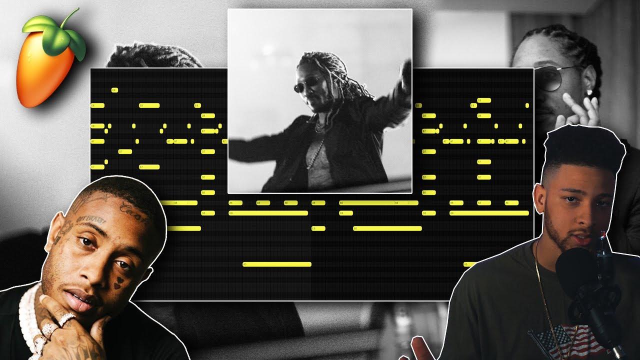 How Cubeatz & 808 Mafia Make CRAZY Beats For Future From Scratch!!