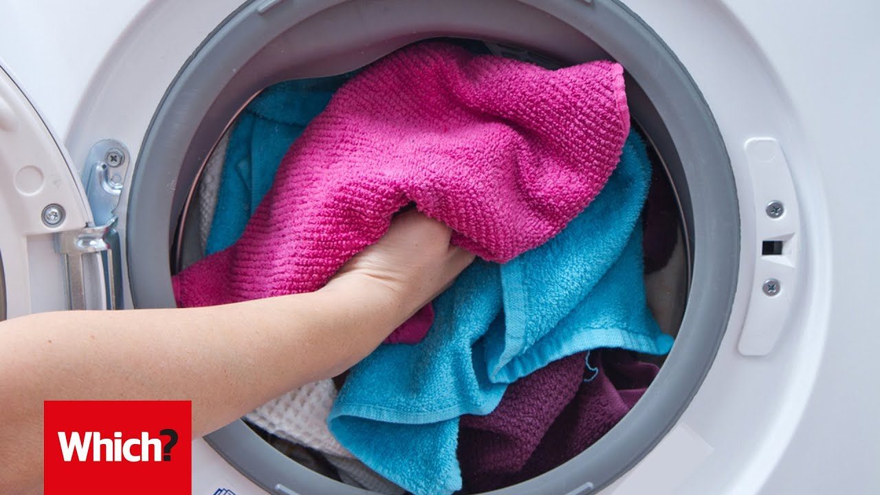 How To Make Your Clothes Smell Good In The Dryer how to clean a smelly washing machine - which? advice