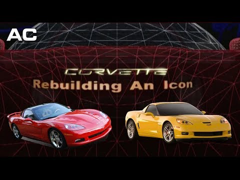 Corvette   Rebuilding An Icon (Documentary)