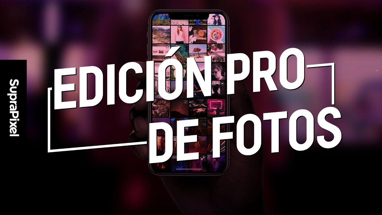 El mejor editor de fotos para iOS