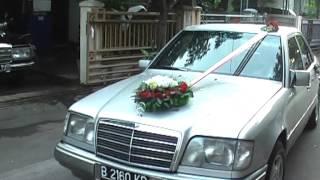 The wedding of Crys & Desy