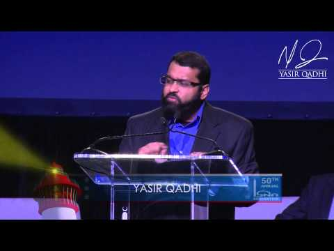 Reflections on the Hadeeth of the 73 Sects by Dr. Yasir Qadhi - #Sunni #Shia | 1st September 2013