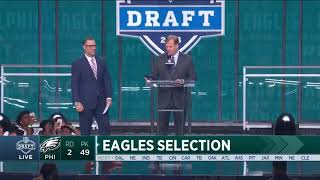 David Akers and the Eagles Troll the Dallas Cowboys NFL Draft