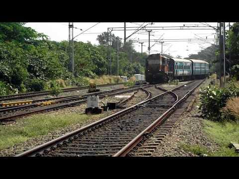 16305 Ernakulam-Cannanore(Kannur) Intercity Express