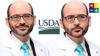 BREAKING: Dr. Greger Slams Dietary Guidelines At Advisory Committee