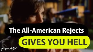 The All-American Rejects - Gives You Hell (Lyrics) Español/English