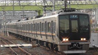 【平成No.1通勤電車!?】321系近アカD29編成 普通京都行き 東淀川にて