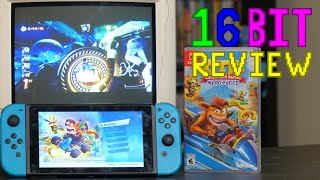 CTR Nitro Fueled Review - 16 Bit Game Review