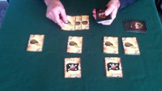 How to Play Dozen Doubloons - Solitiare - Table Top
