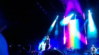 "Imagine Dragons ""Dangerous"" clip 1 Hershey, PA 6-16-18"