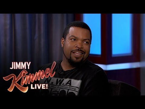 Ice Cube on Getting Arrested
