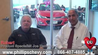 2011 Chevy Corvette - Customer Review at Phillips Chevrolet - Chicago New Car Dealership Sales