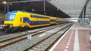 NS 12 bakken DDZ op station Rotterdam Centraal richting Venlo !!