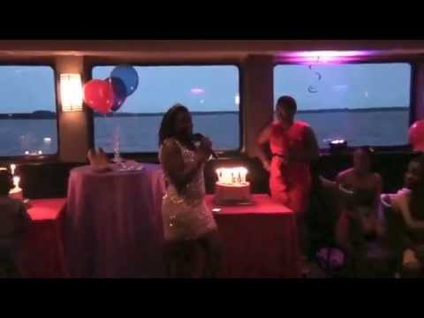 Jeneva, Jessica Sweet 16 Party Candle Ceremony - YouTube