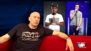 Alain Soral clash Black M et Amir 2016