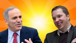 Garry Kasparov vs Nigel Short – Battle of the Legends – 10 Games