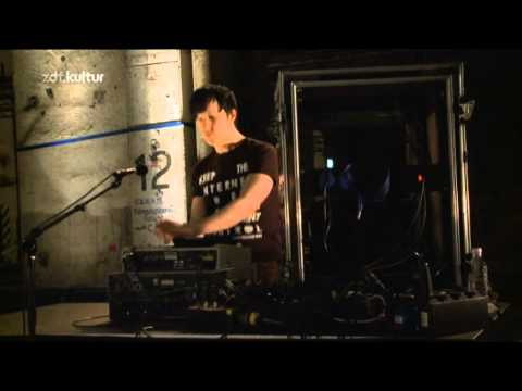 Atari Teenage Riot - Blood In My Eyes (Live)