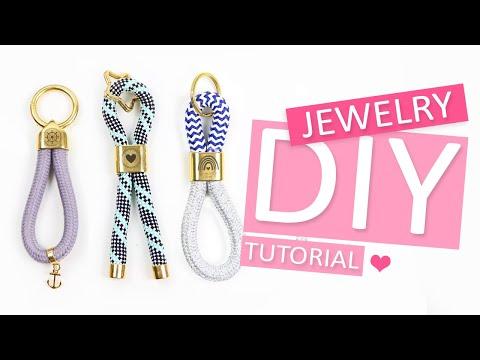 DIY Tutorial - Mix en Match DQ sleutelhangers - Zelf sieraden maken