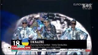 ТОП-5 українців на Євробаченні