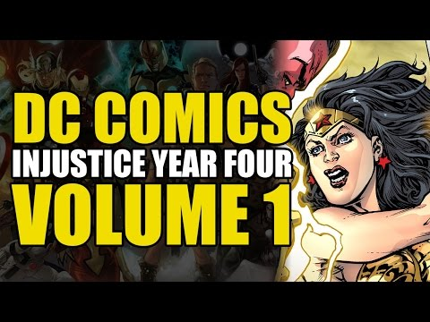 Superman vs Wonder Woman (Injustice Gods Among Us: Year Four Volume 1)