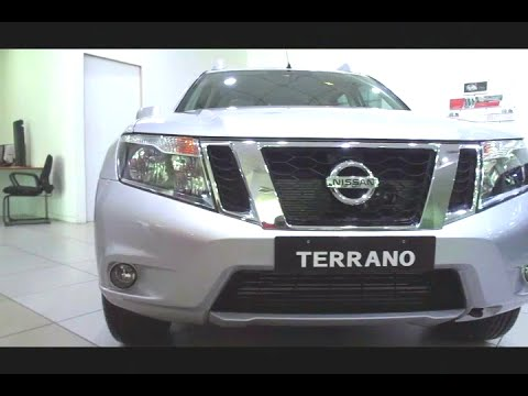 Cars Dinos Nissan Terrano 2015 Interior Exterior Walkthrough Price