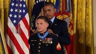 Marine Cpl. Carpenter awarded Medal of Honor