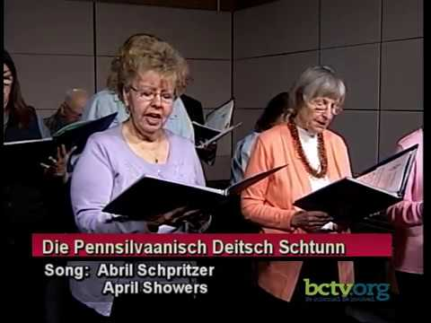 Songs from the Dolpehock Sanger Chor Die 4-7-17