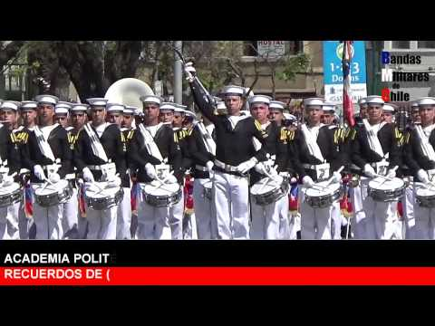 Parada Militar, Valparaíso. 18 Septiembre 2015