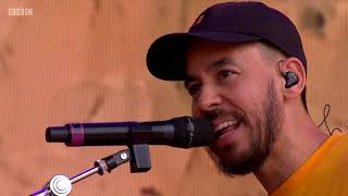 Gambar cover Mike Shinoda - In The End [Live at Reading Festival 2018] [60fps]