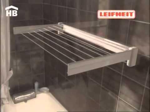 Сушилка для белья настенная Telegant белая Leifheit Германия ТД МАРКИК bbd1542990f2f