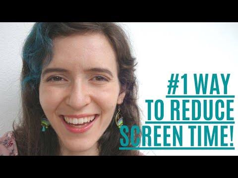 LIMIT SCREEN TIME FOR KIDS | Do this ONE THING to Stop the Screen Time Battle