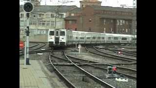 Trenes de todo tipo en Medina del Campo Junio 2012