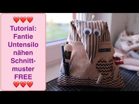 tutorial:-stoffreste-verarbeiten,-fantie,-utensilo-nähen-leicht-,-schnittmuster-free