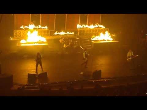 BULLET FOR MY VALENTINE THE POISON FULL SETLIST BRIXTON ACADEMY 10 DEC 2016