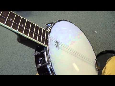 Pyle Banjo - PBJ60 Setup