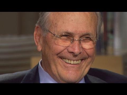 World Exclusive: Donald Rumsfeld