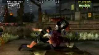 Download Video Tekken 5 DR: Ling Xiaoyu Gameplay MP3 3GP MP4
