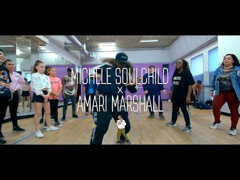 Missy Elliot - 4 My People - Michele Soulchild x Amari Marshall