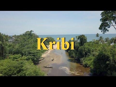 Découverte merveilleuse de KRIBI au Cameroun !  - ( Costa Blanca )