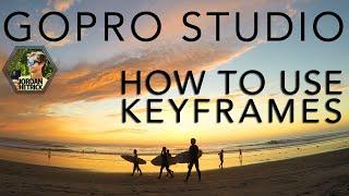 gopro studio tutorial creating transitions using keyframes