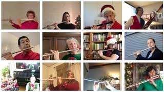 Riu Riu Chiu For Flute Choir