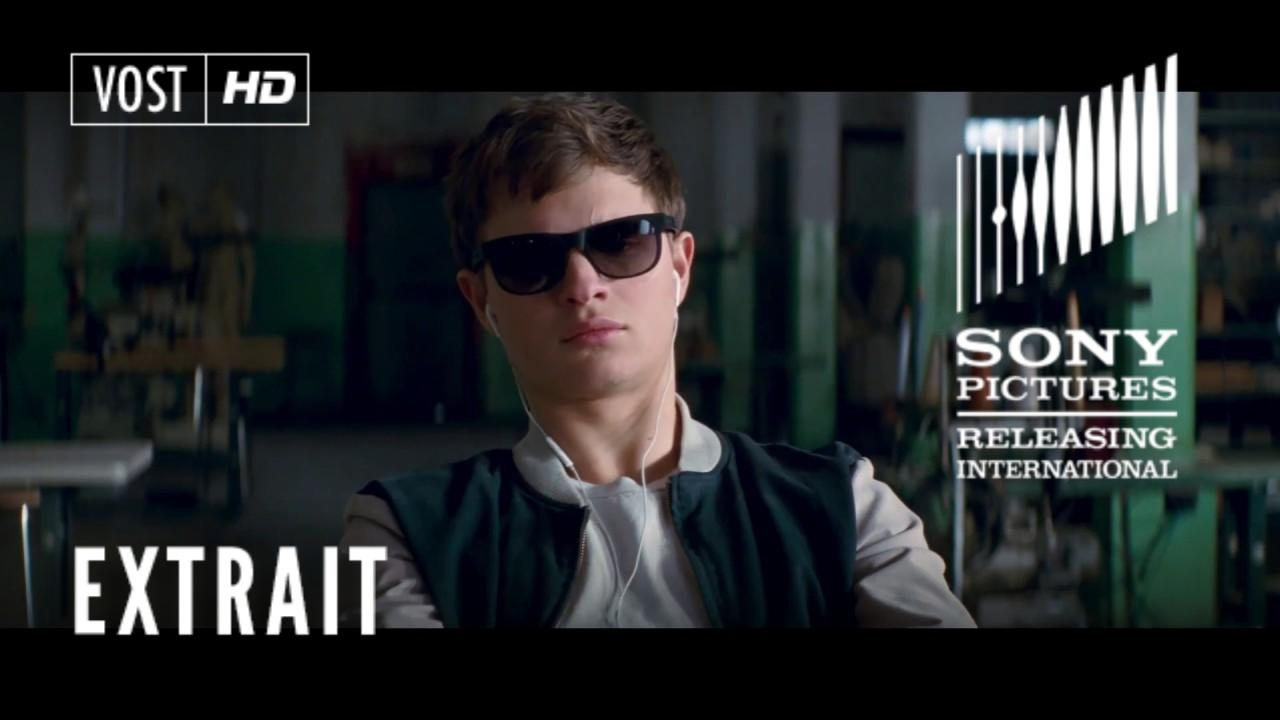 Baby Driver - Extrait - That's my Baby - VOST