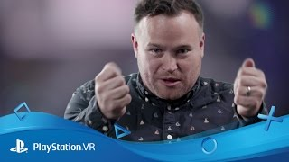 PS VR Developer Diaries | Ep. 5 Intuitive Controls in a Virtual World | PlayStation VR